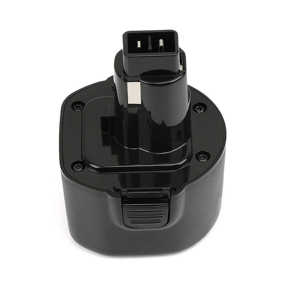 Lubricantes Batería para herramientas compatible con Black & Decker KC2000FK con NiMH/9.6V/3000mAh Accesorios de herramientas inalámbricas