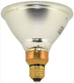 reemplazo para bulbrite h45par38fl reemplazo de la lámpara