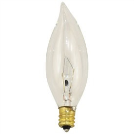 reemplazo para bulbrite kr10cfc/25 reemplazo de la lámpara