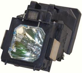 reemplazo para el eiki lc-xg400l de la lámpara y de la vivi