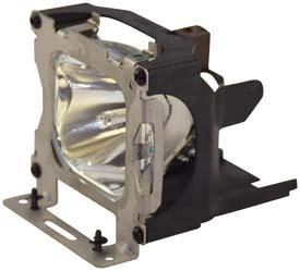 reemplazo para hitachi dg1340 de la lámpara y de la vivienda