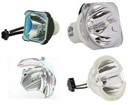 reemplazo para hitachi ed-x12 desnudo lámpara