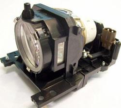 reemplazo para hitachi hcp-6680x de la lámpara y de la vivi
