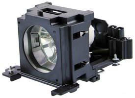 reemplazo para hp hewlett packard dt00751 lámpara y vivienda
