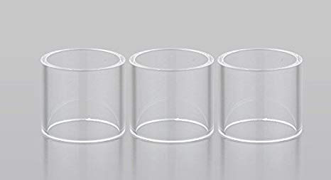 reemplazo vape tanque de vidrio pyrex tubo de vidrio vaper