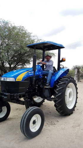 reestrene  new holland tt75 320 hrs uso