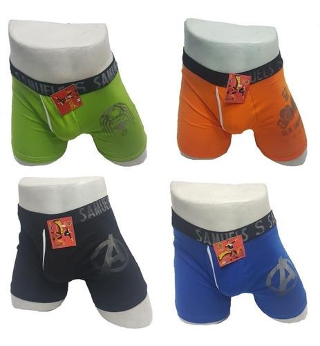 ref. 003 boxers ropa interior  -lycra