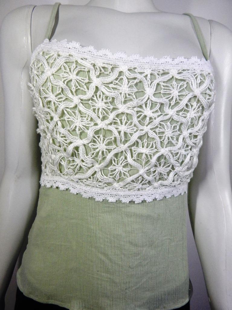 09f33ab3d5 ref 022 bata blusa camiseta regata croped bordado renda filé. Carregando  zoom.
