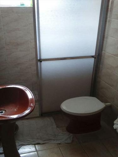 ref.: 1 - casa em mongagua, no bairro jussara - 2 dormitórios