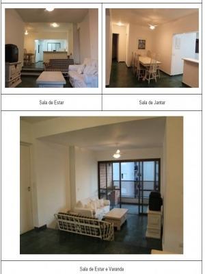 ref.: 100 - apartamento em guaruja para venda - v100