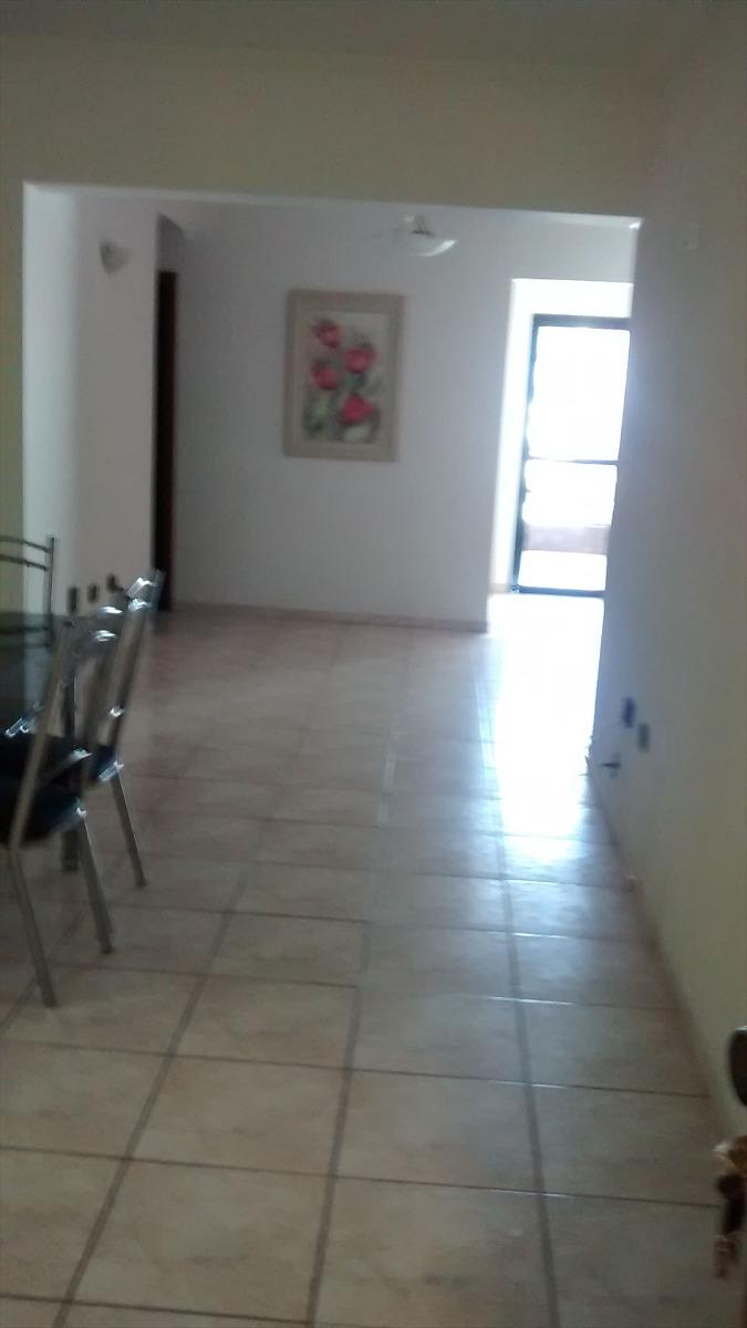 ref.: 100 - apartamento em praia grande, no bairro canto do forte - 2 dormitórios
