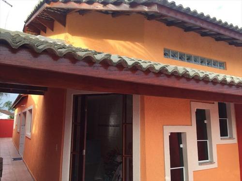 ref.: 100 - casa em itanhaem, no bairro tupi - 2 dormitórios