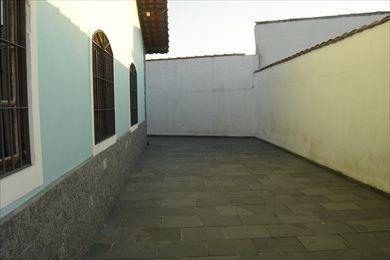 ref.: 100100 - casa em mongagua, no bairro jd praia grande - 3 dormitórios