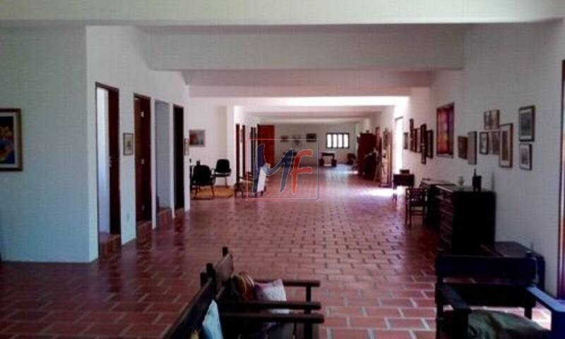 ref 10.012 excelente sítio com  224.000 m² e 1700 de a.c. a venda no circuito das aguas paulista km 137 , com 8 dorms( 7 suítes), 10 vgs. - 10012
