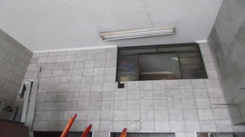 ref.: 1004900 - casa em santos, no bairro boqueirao - 2 dormitórios
