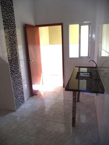 ref.: 1006 - casa em praia grande, no bairro sitio do campo - 2 dormitórios