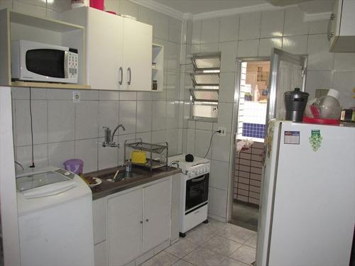ref.: 10074700 - apartamento em praia grande, no bairro guilhermina - 1 dormitórios