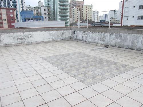 ref.: 10074900 - apartamento em praia grande, no bairro guilhermina - 1 dormitórios
