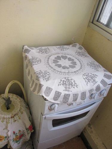 ref.: 10079401 - apartamento em praia grande, no bairro guilhermina