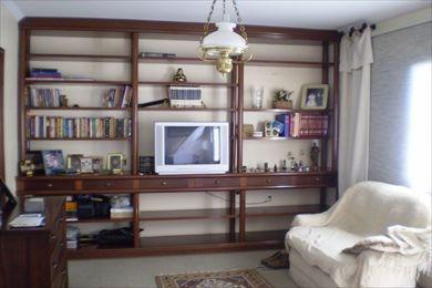 ref.: 100801 - apartamento em santos, no bairro vila rica - 4 dormitórios
