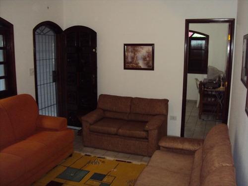 ref.: 1009 - casa em praia grande, no bairro guilhermina - 2 dormitórios