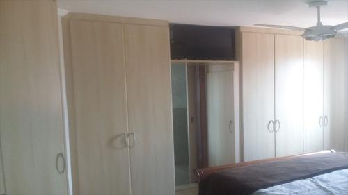 ref.: 1009200 - apartamento em santos, no bairro embare - 3 dormitórios