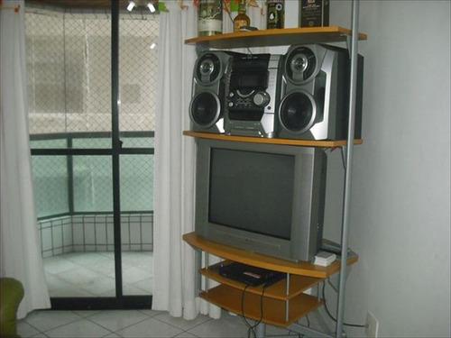 ref.: 101070301 - apartamento em praia grande, no bairro guilhermina - 1 dormitórios