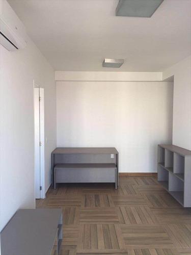 ref.: 10111504 - apartamento em santos, no bairro boqueirao - 1 dormitórios