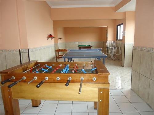 ref.: 101116700 - apartamento em praia grande, no bairro ocian - 1 dormitórios