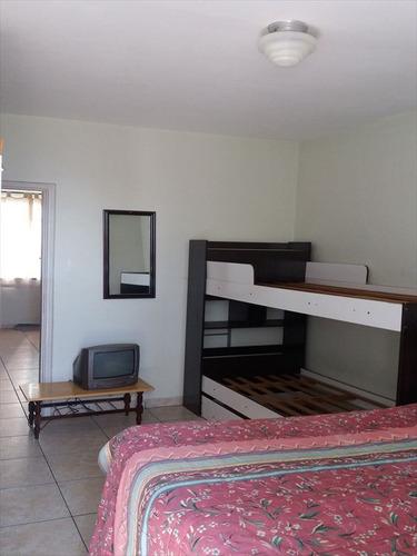 ref.: 101121100 - apartamento em praia grande, no bairro guilhermina - 1 dormitórios