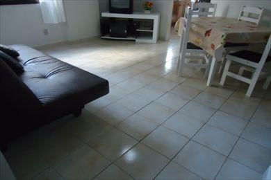 ref.: 101214800 - apartamento em praia grande, no bairro guilhermina - 1 dormitórios