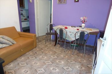 ref.: 101221100 - apartamento em praia grande, no bairro guilhermina - 1 dormitórios