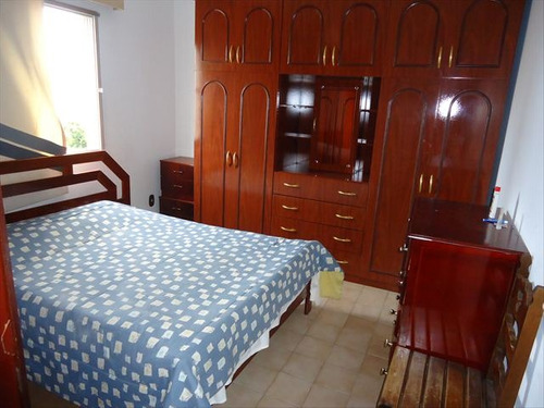 ref.: 101221700 - apartamento em praia grande, no bairro boqueirao - 1 dormitórios