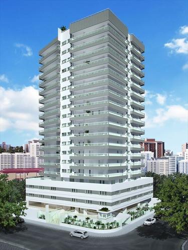 ref.: 1012410700 - apartamento em praia grande, no bairro guilhermina - 3 dormitórios