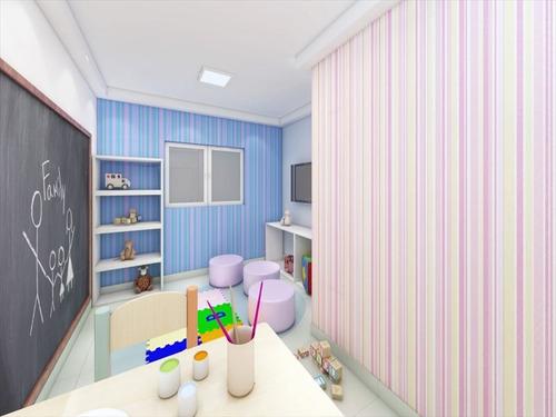 ref.: 1012410900 - apartamento em praia grande, no bairro guilhermina - 2 dormitórios
