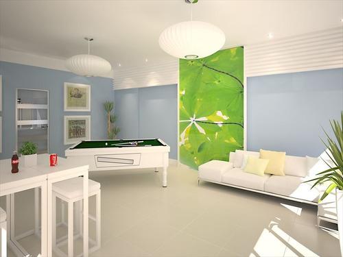ref.: 1012411000 - apartamento em praia grande, no bairro guilhermina - 2 dormitórios
