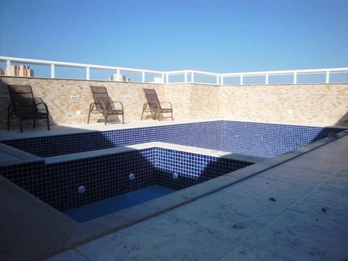 ref.: 1012411600 - apartamento em praia grande, no bairro guilhermina - 2 dormitórios