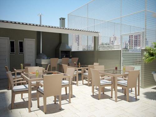 ref.: 1012412700 - apartamento em praia grande, no bairro forte - 2 dormitórios