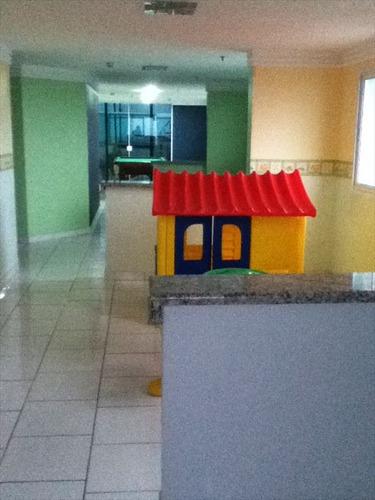 ref.: 101242400 - apartamento em praia grande, no bairro boqueirao - 1 dormitórios