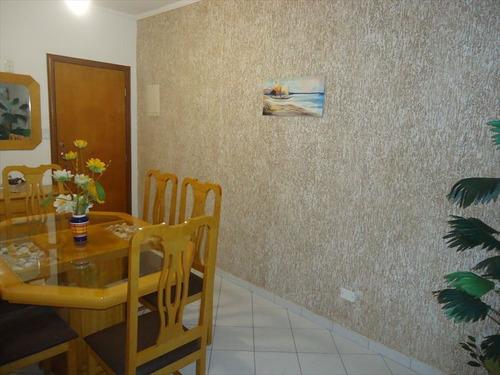 ref.: 101258101 - apartamento em praia grande, no bairro guilhermina - 1 dormitórios