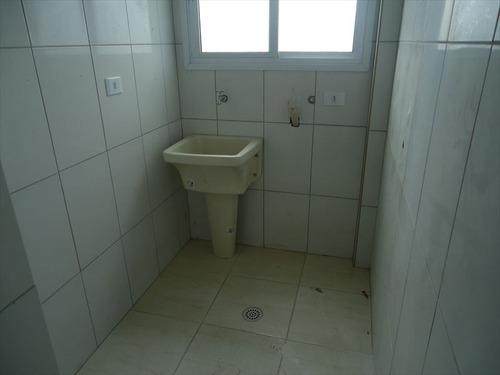 ref.: 101265200 - apartamento em praia grande, no bairro guilhermina - 1 dormitórios