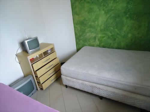 ref.: 101271200 - apartamento em praia grande, no bairro guilhermina - 1 dormitórios