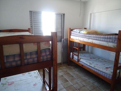 ref.: 101274000 - apartamento em praia grande, no bairro guilhermina - 1 dormitórios