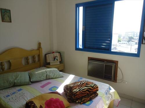ref.: 101276600 - apartamento em praia grande, no bairro guilhermina - 1 dormitórios