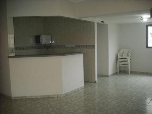 ref.: 101285701 - apartamento em praia grande, no bairro guilhermina - 1 dormitórios