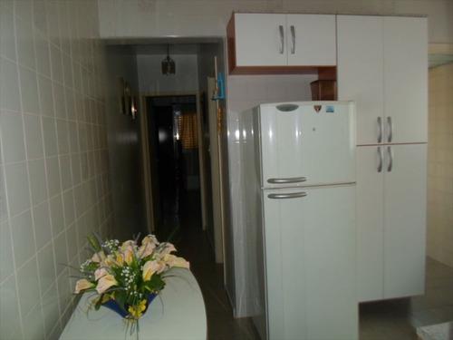 ref.: 101297900 - apartamento em praia grande, no bairro guilhermina - 1 dormitórios