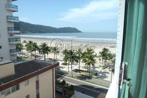 ref.: 1013 - apartamento em praia grande, no bairro forte - 2 dormitórios