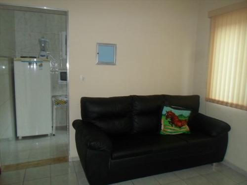 ref.: 101304400 - apartamento em praia grande, no bairro guilhermina - 1 dormitórios
