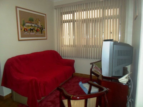 ref.: 101308100 - apartamento em praia grande, no bairro guilhermina - 1 dormitórios