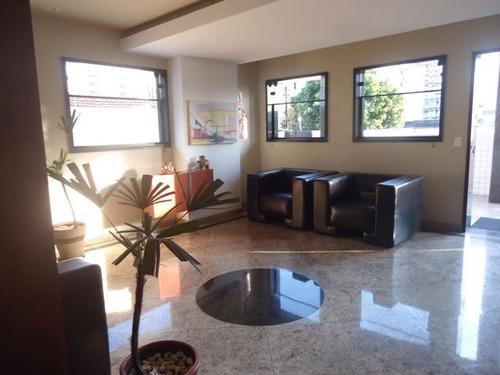 ref.: 101308601 - apartamento em praia grande, no bairro guilhermina - 1 dormitórios